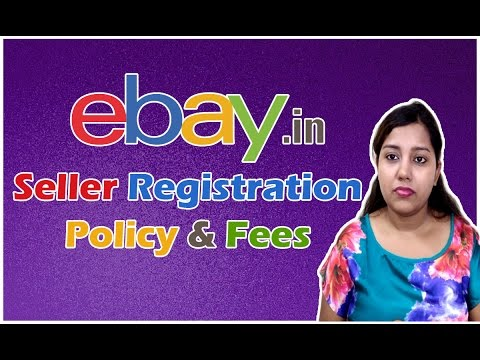 How To Sell On Ebay.in and Register | Step By Step Guide To Register Seller Paisa Pay