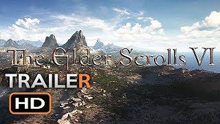 The Elder Scrolls 6 Trailer (E3 2018) Action RPG Video Game HD