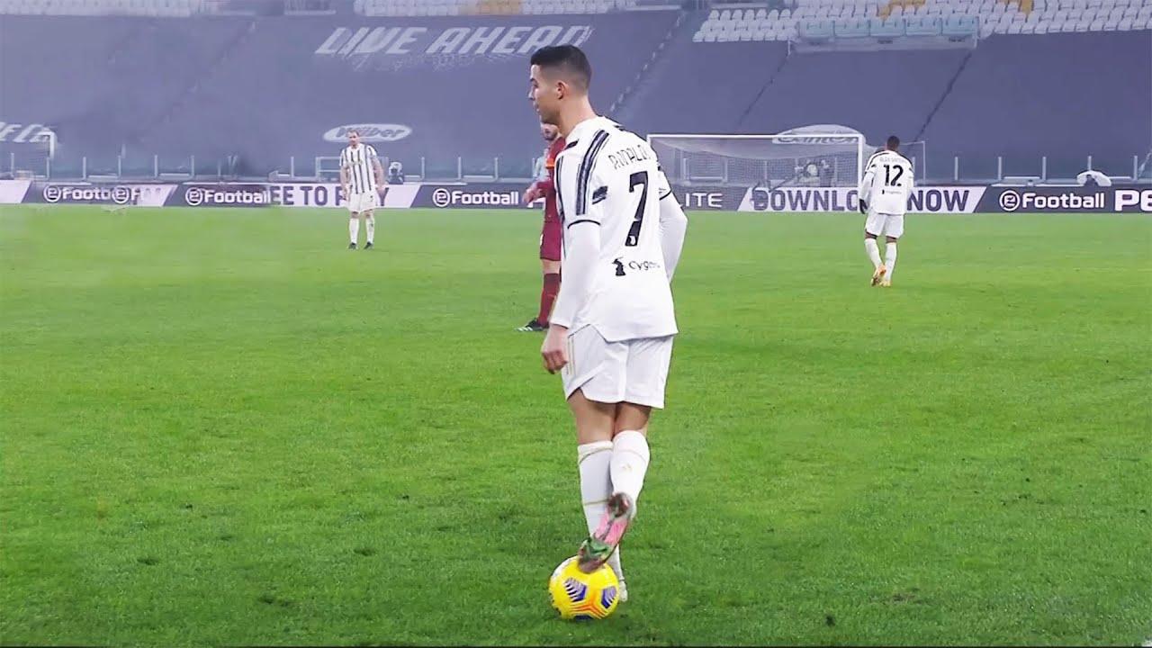 Cristiano Ronaldo Top 20 Ridiculous Skills At Juventus