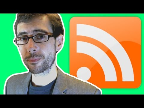 How to get RSS URLs from YouTube channels and playlists - Tutorial