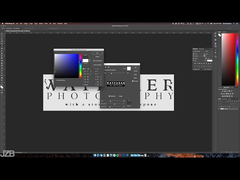 How To Quickly Change an Image or Logo Color in Photoshop