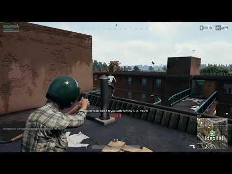 pistol knock