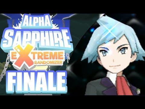 LIVE FINALE 🔴 Pokemon Alpha Sapphire EXTREME Randomizer Nuzlocke Live Part 15