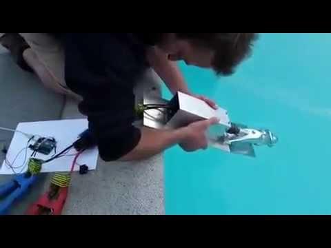 Testing jetdrive