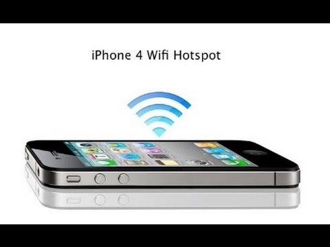 Enable Personal Hotspot on iOS 7 iPhone 5