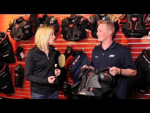 IW's CCM RBZ Protective Hockey Gear Insight