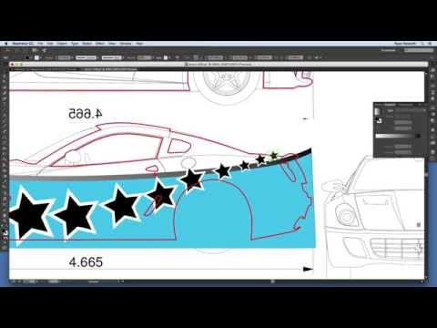How To Wrap a Vehicle in Illustrator