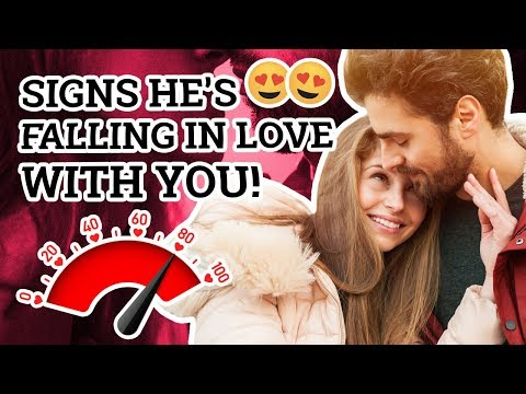 7 Signs He's Going To FALL IN LOVE With You - How To Get A Guy To Fall In Love With You