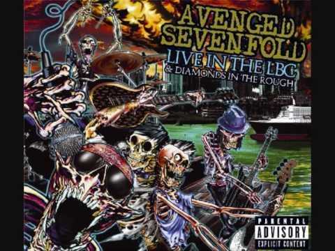 Avenged Sevenfold - Dancing Dead (lyrics)