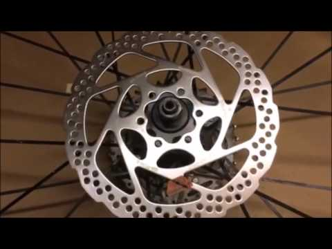 How to Remove and Replace Shimano XT XTR Rotor