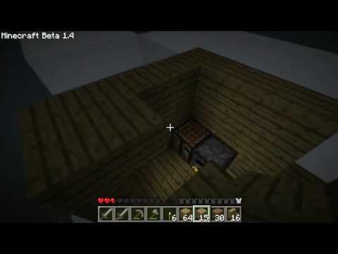 Tuto Minecraft - Construction d'un château dans le ciel (part1)