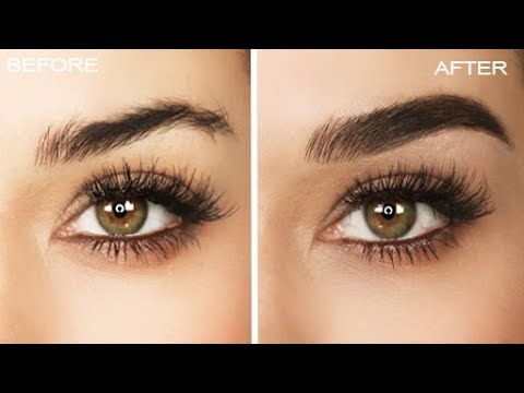 How to get Perfect Eyebrows | EASY EYEBROW TUTORIAL | Eman