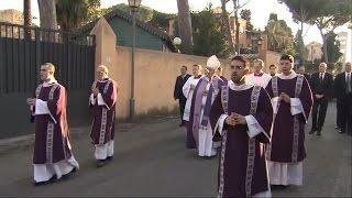 Thế Giới Nhìn Từ Vatican 23-01/03/2017: Ngày đầu mùa Chay tại Vatican