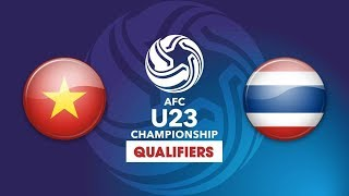 FULL   U23 VIỆT NAM - U23 THÁI LAN   BẢNG K - VÒNG LOẠI U23 CHÂU Á 2020   NEXT SPORTS
