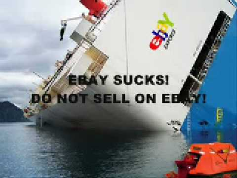 10 Good reasons not to sell on eBay!