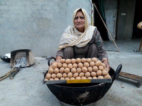 LADDU RECIPE | ATTA LADOO RECIPE IN HINDI | PINNI RECIPE | PANJIRI | VEG VILLAGE FOOD
