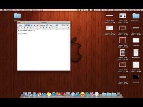 Mac OS X 10.6 Keyboard Shortcuts and Tips