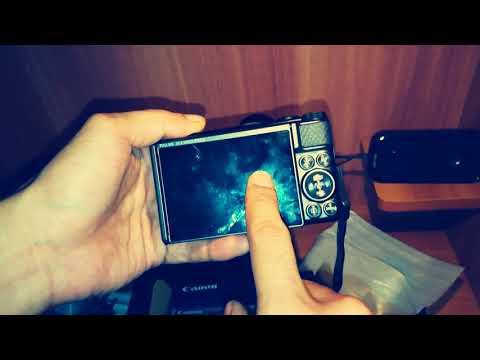 Canon Power shot SX730 HS quick review (unboxing)