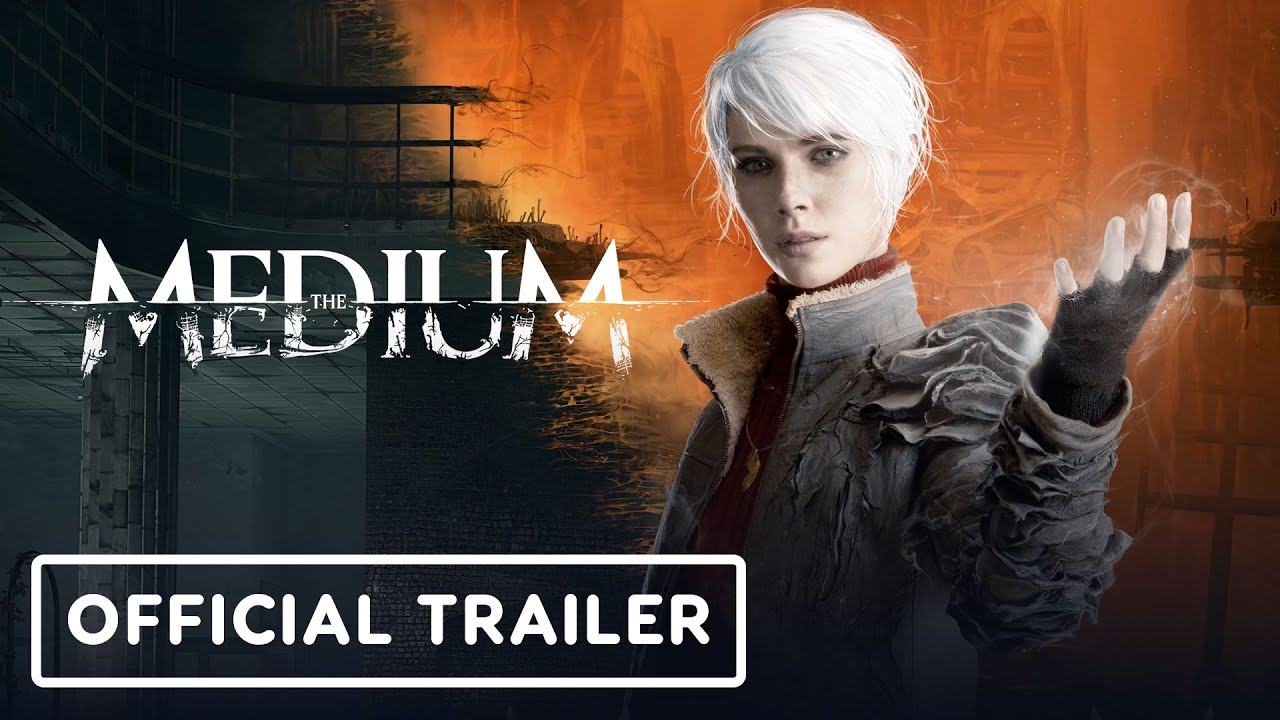 The Medium - Official Story Trailer