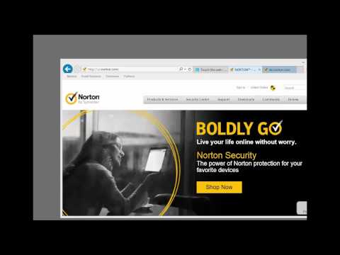 Fix Internet Explorer Has Stopped Working For Norton Users February 20/21