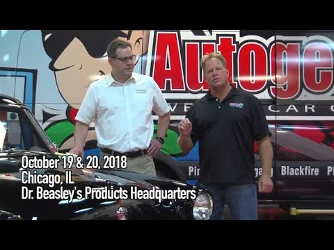 Autogeek's 2 Day Roadshow Detail Class October 19th & 20th at Dr. Beasley's!