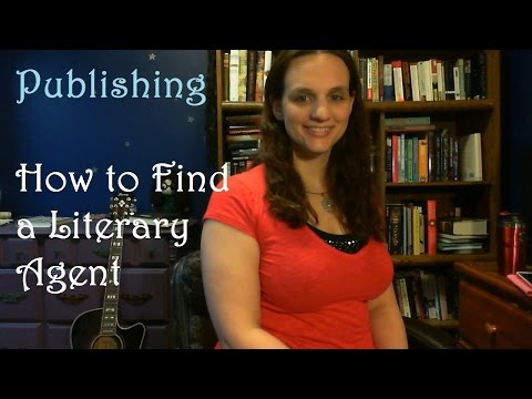 Publishing | How to Find a Literary Agent