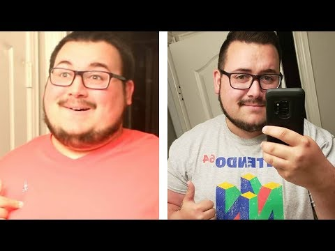 I weighed 400LBS (My Weight Loss Journey)