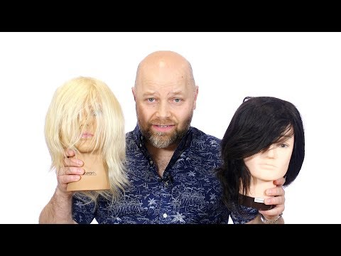 How to Bleach Dark Hair - Hair Color Tips - Hair Bleaching - TheSalonGuy