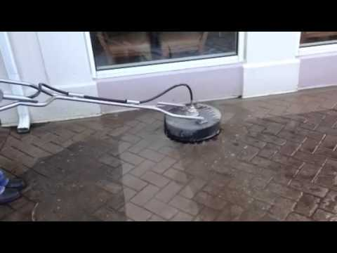 Stamped concrete cleaning Lexington KY