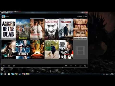 How to download Cartoon HD and bluestacks