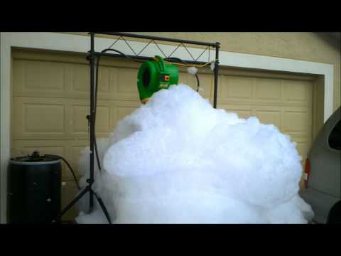 Awesome Foam Party Machine