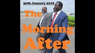 30th January: The Morning After