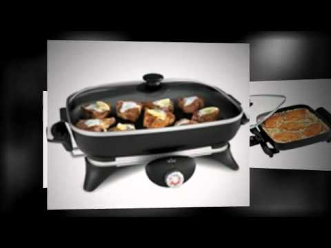 When using the Electric Fry Pan, it is easy to make good food
