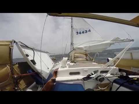 Sailing from Vancouver B.C. to San Francisco Aboard Scaramouche