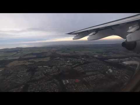 Brussels Airlines Landing at RWY 06, Edinburgh Airport (EGPH)