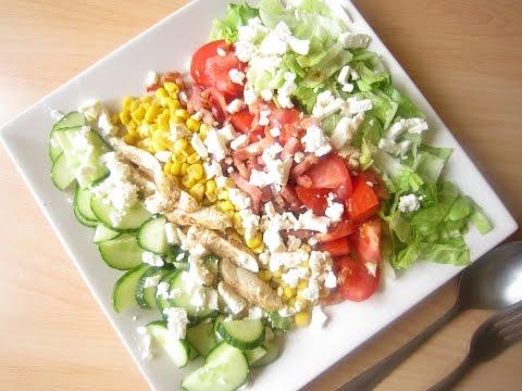 Chicken & Bacon Cobb Salad | Episode 63 | Taste From Home