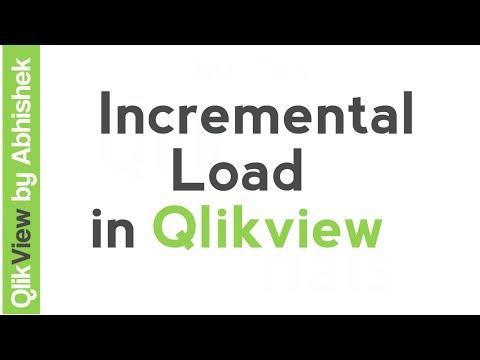 QlikView Tutorials | QlikView Scripting | Incremental Loads in Qlikview