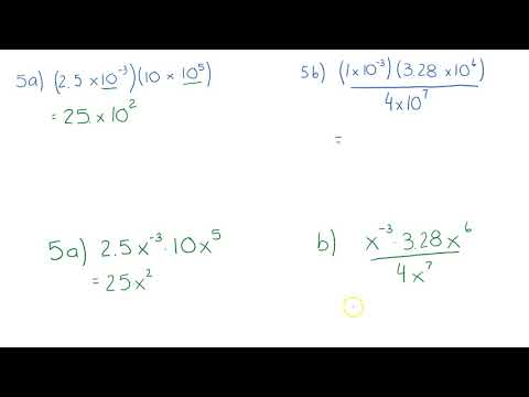 HWK - Rational Expressions 5a,5b