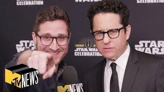 Download J.J. Abrams on Ending the 'Star Wars' Trilogy w/ 'The Rise of Skywalker' | MTV News Video