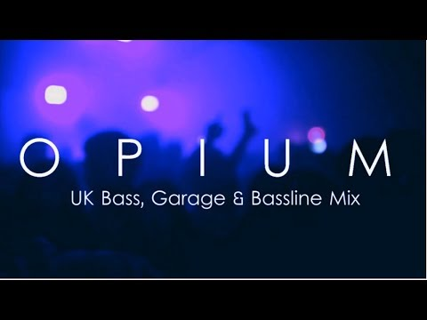 UK Bass & Bassline Mix - JANUARY 2018