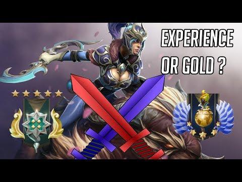 MMR Battle # 2 - Archon V Luna vs Divine