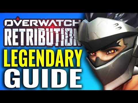 Complete Retribution LEGENDARY Guide [Overwatch Tips]