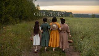 Little Women Atelier   Our Story 🖌 Cottagecore   Slow Living