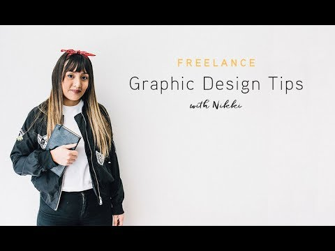 Freelance Design Tips: How to find clients, communication, & more!