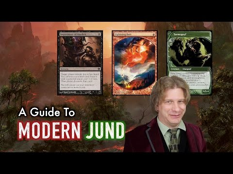 MTG - An Advanced Guide To Modern Jund for Magic: The Gathering