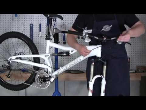 How to replace a Shifter Cable on your Bicycle