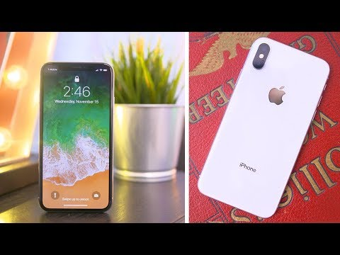iPhone X Review: Love/Hate Relationship...