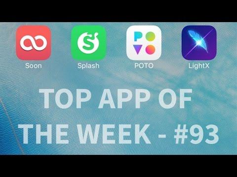 LightX, Poto, Soon - Top App of The Week #93