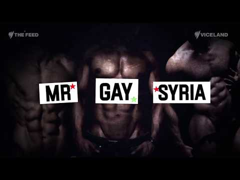 Xxx Mp4 Mr Gay Syria Speaking Out About Coming Out The Feed 3gp Sex