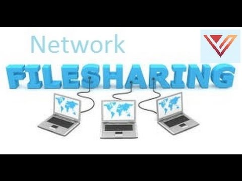 shared documents on local area network or wireless network | files and folders sharing